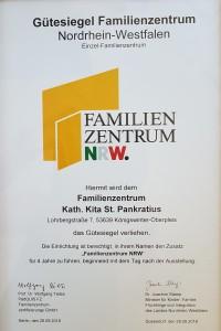 Zertifikat FZ